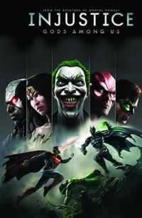 Injustice: Gods Among Us Complete Collection