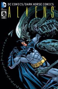 DC Comics Dark Horse Aliens