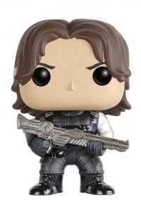 Captain America Civil War Winter Soldier Pop! Vinyl Figure