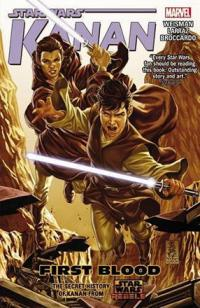 Kanan Vol 2: First Blood