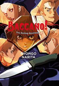 Baccano Light Novel 1: The Rolling Bootlegs