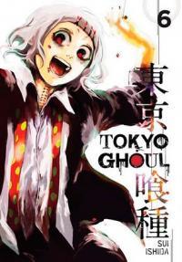 Tokyo Ghoul Vol 6