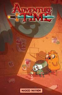 Adventure Time: Masked Mayhem