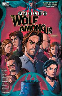 Fables: The Wolf Among Us Vol 2