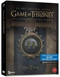 Game of Thrones, Season 3 (Steelbok Dolby Atmos)