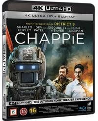 Chappie (4K Ultra HD+Blu-ray)