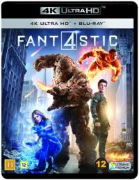 Fantastic Four (2015, 4K Ultra HD+Blu-ray)