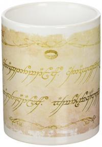 Lord of the Rings Inscription Mug