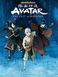 Avatar: The Last Airbender: Smoke and Shadow Library Edition