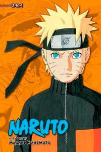 Naruto 3-in-1 Vol 15