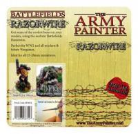 Basing: Razor wire