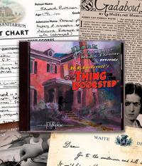 The Thing on the Doorstep - audio drama CD