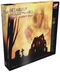 Betrayal at House on the Hill: Widow`s Walk Expansion