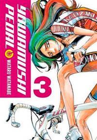 Yowamushi Pedal Vol 3