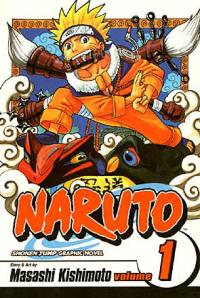 Naruto Vol 1: The Tests of the Ninja
