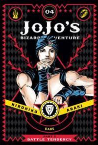 Jojo's Bizarre Adventure Battle Tendency Vol 4