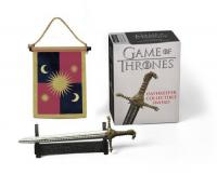 Game of Thrones Oathkeeper Collectible Sword & Book Kit