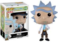 Rick Pop! Vinyl Figure