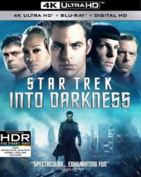 Star Trek: Into Darkness (4K Ultra HD+Blu-ray)