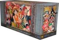 One Piece Box Set 3: Thriller Bark + New World, Vol 47-70