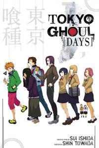Tokyo Ghoul: Days Novel