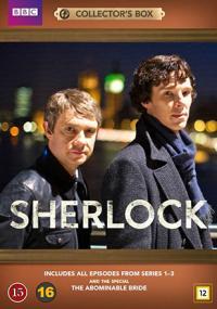Sherlock, Series 1-3 + The Abominable Bride (BBC, 2010)