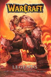 Warcraft Legends Vol 1