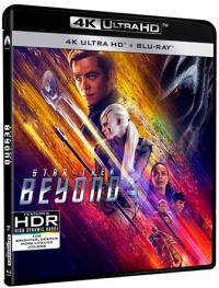 Star Trek: Beyond (4K Ultra HD+Blu-ray)