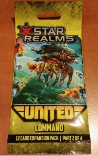Star Realms - Command