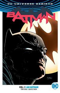 Batman Rebirth Vol 1: I am Gotham