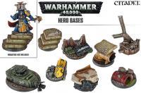 Citadel Hobby Hero Bases 40K