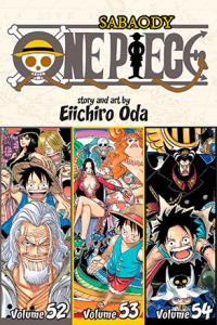 One Piece: Sabaody 52-53-54