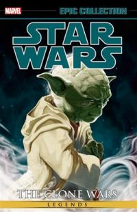 Star Wars Legends Epic Collection: The Clone Wars Vol 1