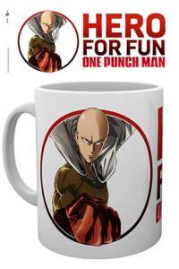 One-Punch Man Mug Saitama