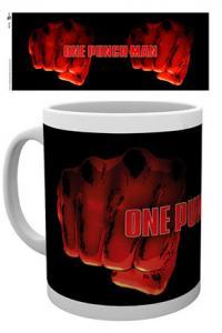One-Punch Man Mug Fist