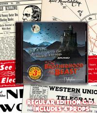 The Brotherhood of the Beast - audio drama CD