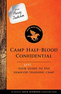 Camp Half-Blood Confidential: Guide to the Demigod Training Camp