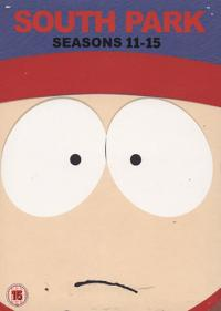 South Park Seasons 11-15