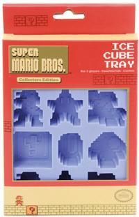 Super Mario Bros. Ice Cube Tray