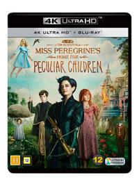 Miss Peregrine's Home for Peculiar Children (4K Ultra HD+Blu-ray)