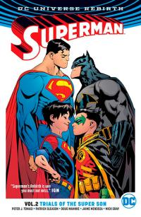 Superman Rebirth Vol 2: Trial of the Super Sons
