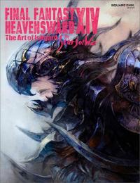 FF XIV: Heavensward The Art of Ishgard The Scars of War Art Book