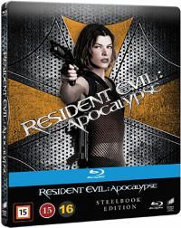 Resident Evil 2: Apocalypse (Steelbook)
