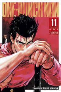 One-Punch Man Vol 11