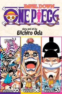 One Piece: Impel Down 55-56-57