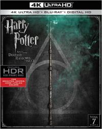 Harry Potter och Dödsrelikerna, del 2 (4K Ultra HD+Blu-ray)