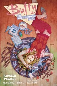 Buffy: The High School Years: Parental Parasite