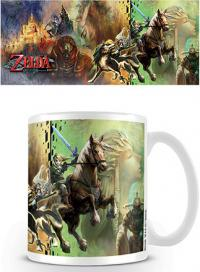 Legend of Zelda Twilight Princess HD Mug