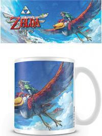 Legend of Zelda Skyward Sword Mug