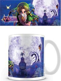 Legend of Zelda Majora's Mask Moon Mug